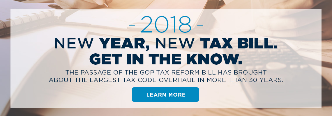 Tax Reform events and resources