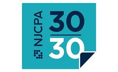 "NJCPA Announces Its ""30 Under 30"""