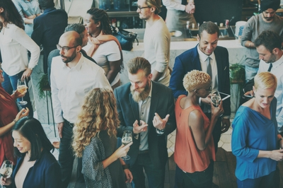 Networking 101 — A Bit of Work for Young Professionals but Worth It