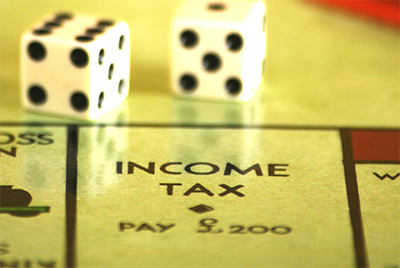 Projected 2017 Income Tax Rates and Brackets