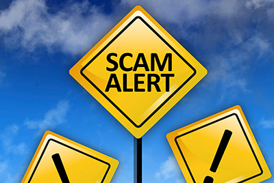 Beware of Last-Minute Email Scams