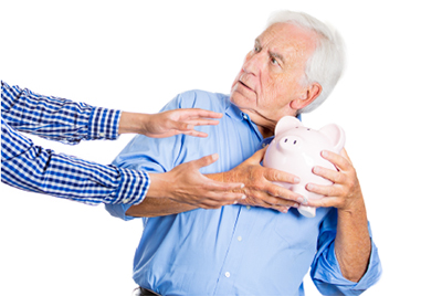 The Scourge of Elder Financial Abuse
