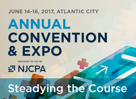 New Jersey Society of CPAs to Host 12th Annual Convention & Expo on Steadying the Course of Business Uncertainty