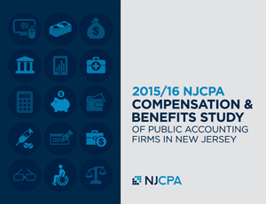 2015/16 NJCPA Compensation & Benefits Study of Public Accounting Firms in New Jersey