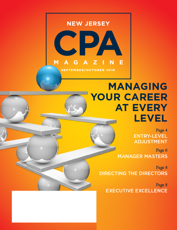 September/October 2018 New Jersey CPA