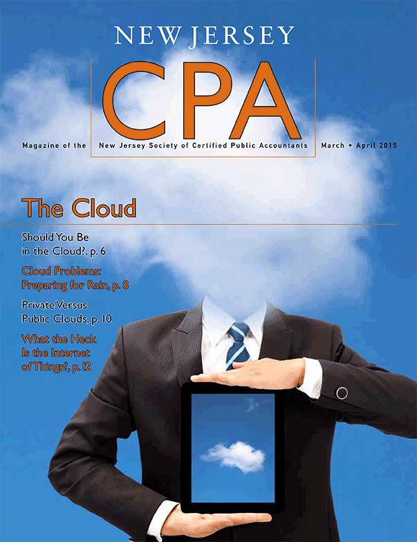March/April 2015 - The Cloud