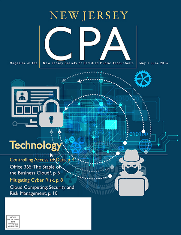 May/June 2016 New Jersey CPA