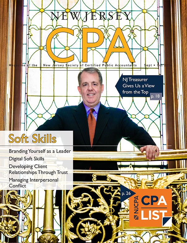 New Jersey CPA - September/October 2014
