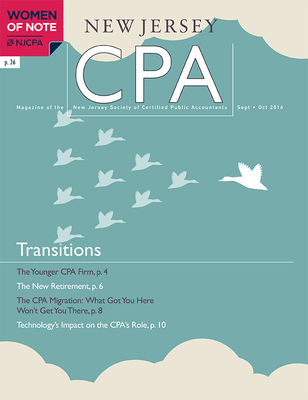 September/October 2016 New Jersey CPA
